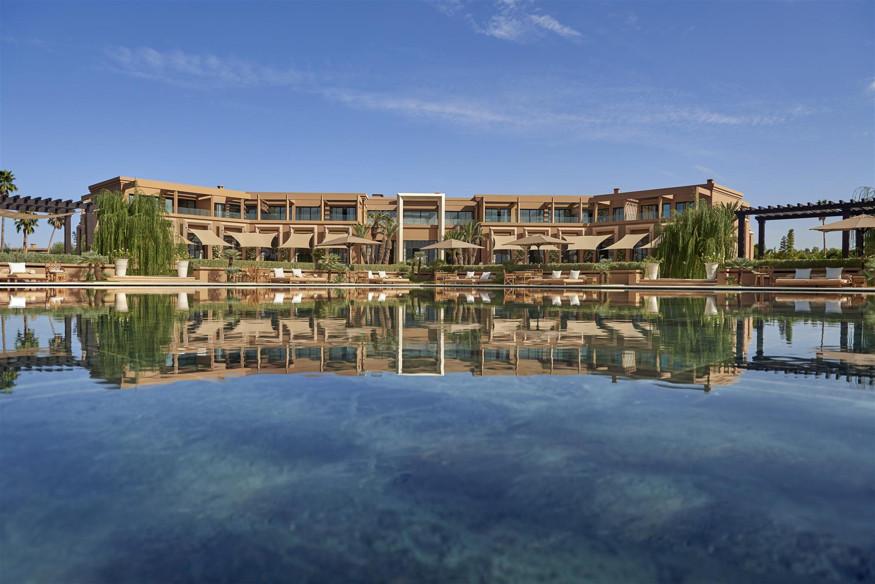 An Oasis in the East: The Mandarin Oriental, Marrakech 13