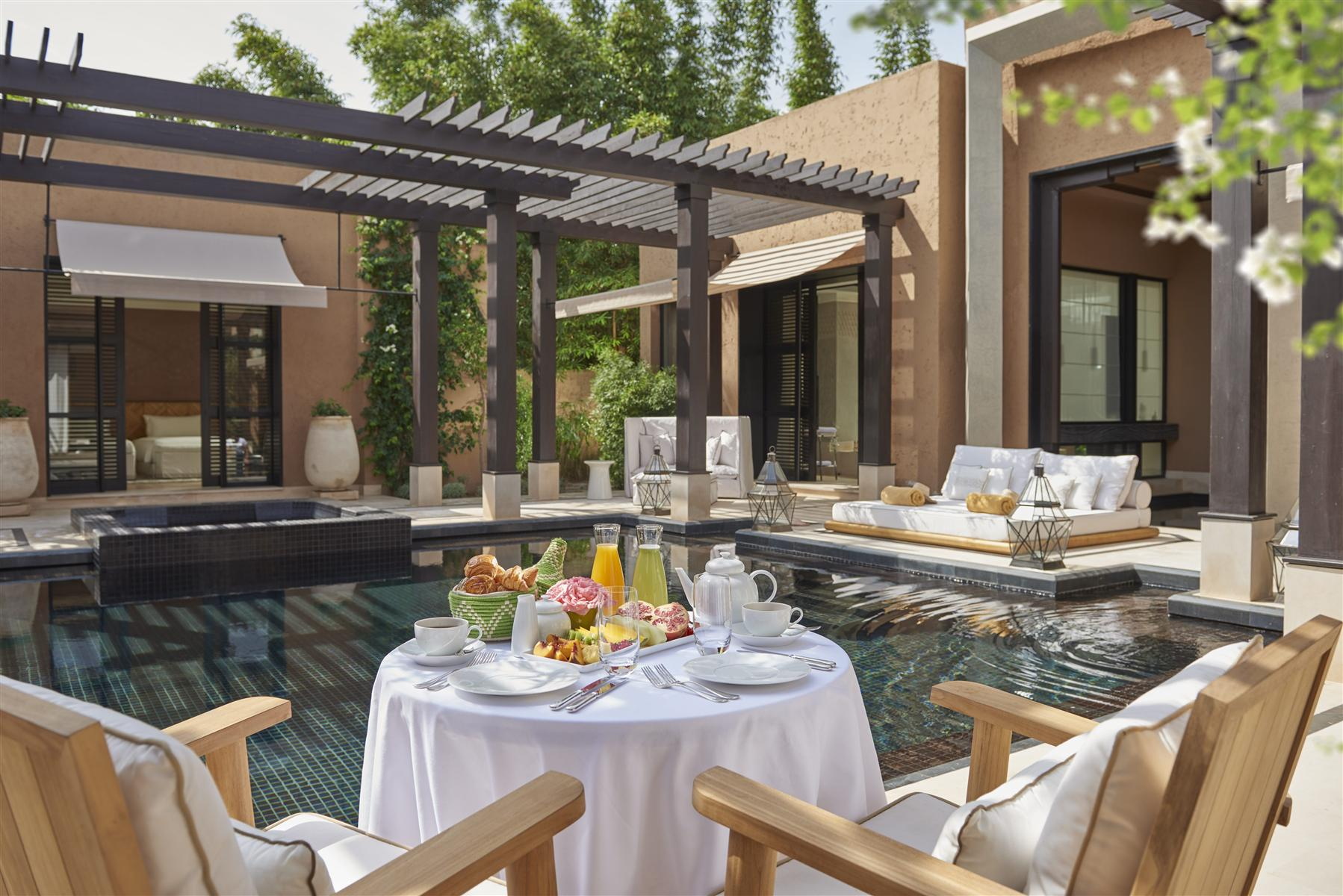An Oasis in the East: The Mandarin Oriental, Marrakech 12