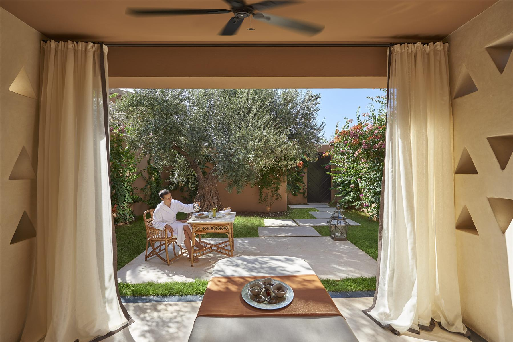 An Oasis in the East: The Mandarin Oriental, Marrakech 9