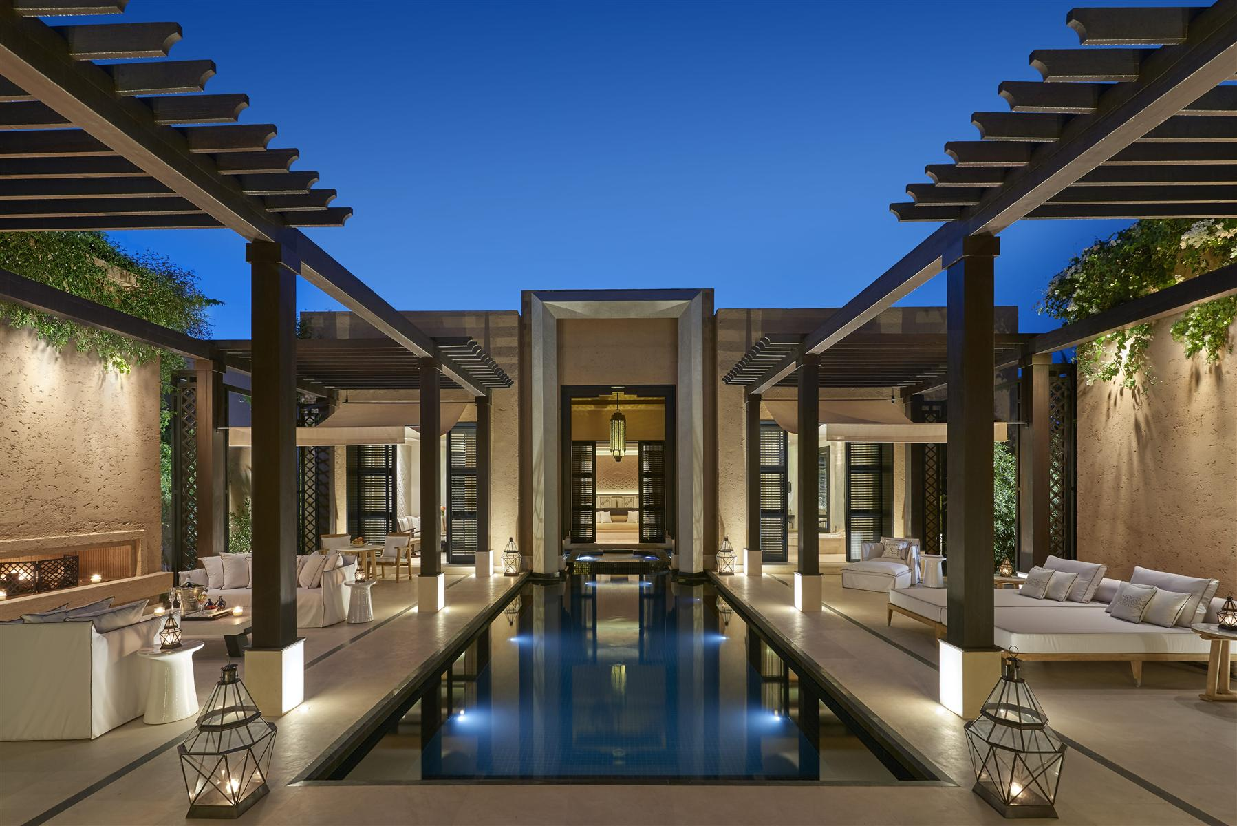 An Oasis in the East: The Mandarin Oriental, Marrakech 1