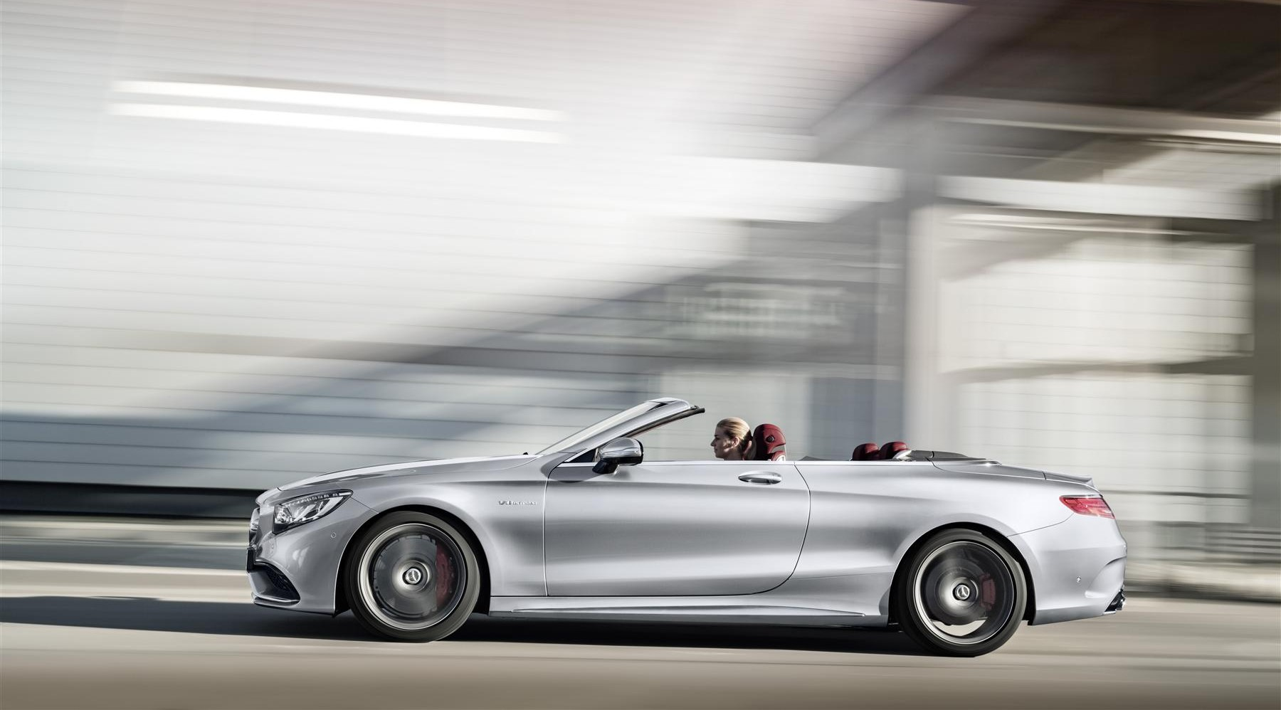 "Mercedes-AMG S 63 4MATIC Cabriolet ""Edition 130"" 2"