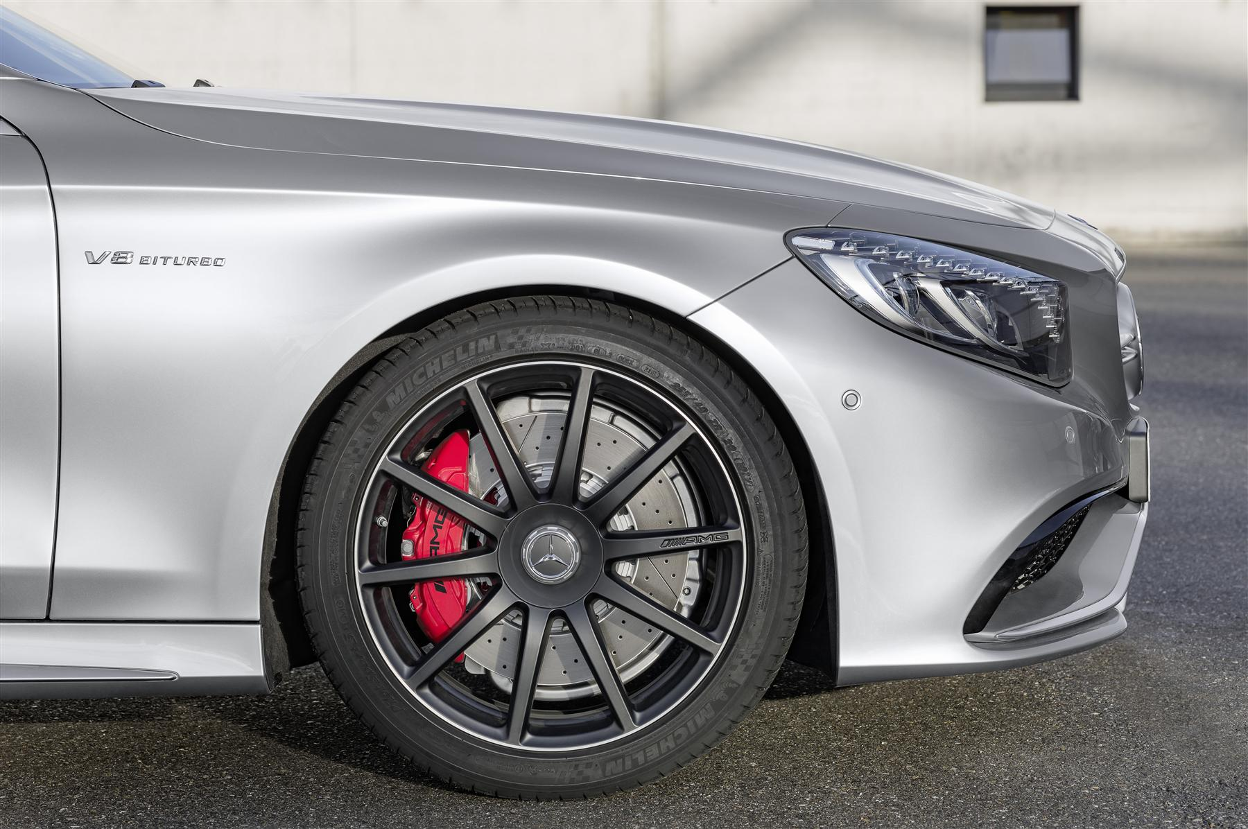 "Mercedes-AMG S 63 4MATIC Cabriolet ""Edition 130"" 3"