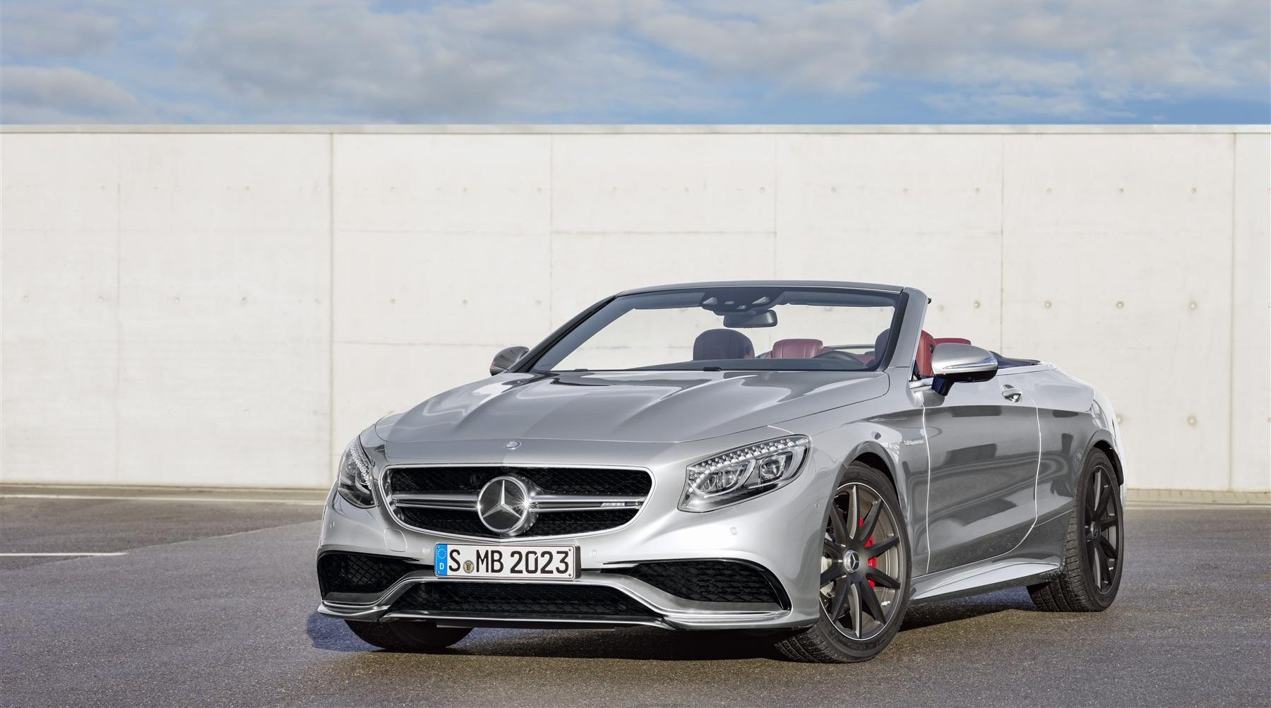 "Mercedes-AMG S 63 4MATIC Cabriolet ""Edition 130"" 1"
