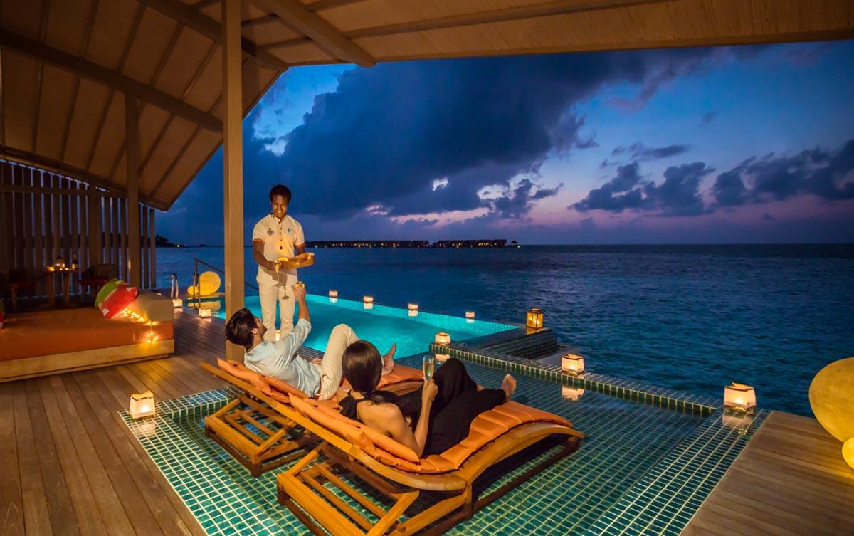 The World's First Entirely Solar Powered Resort x Villas de Finolhu 4