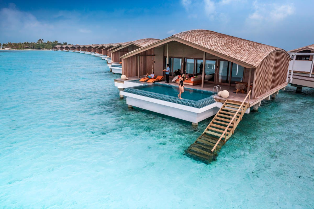 The World's First Entirely Solar Powered Resort x Villas de Finolhu 7