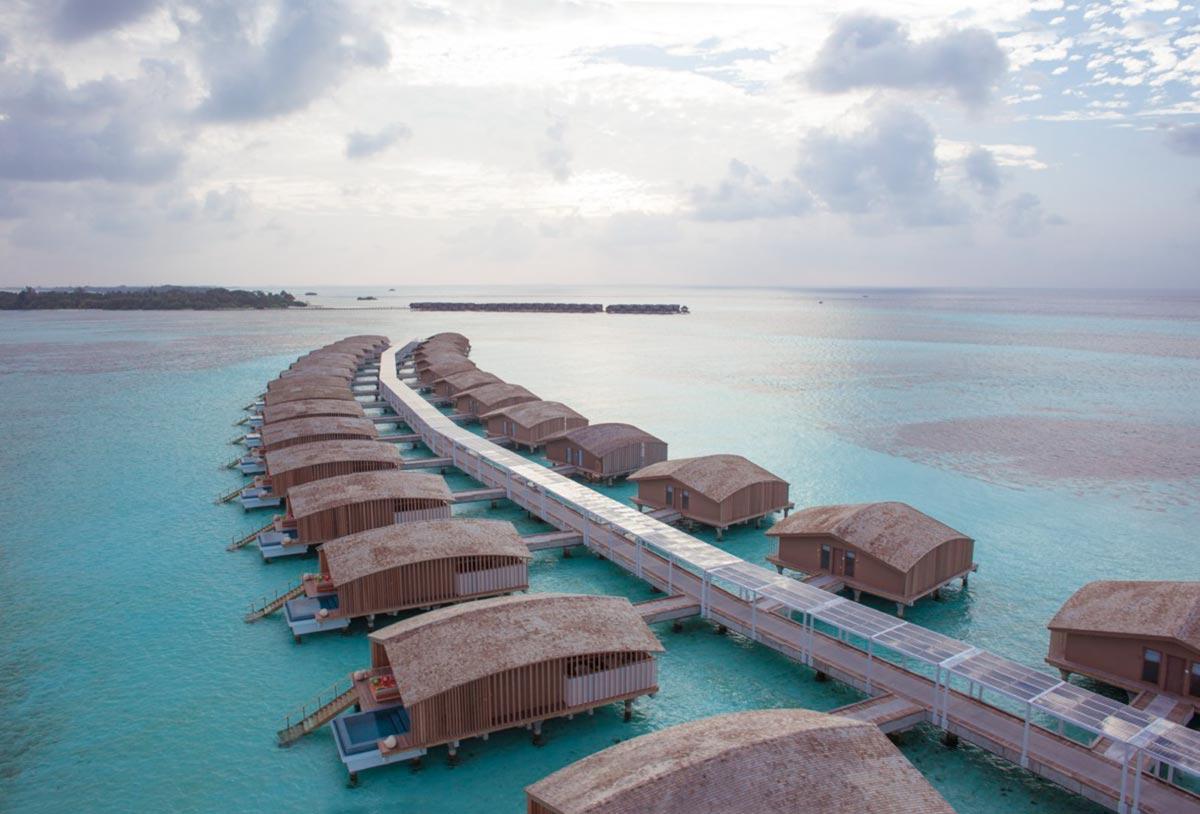 The World's First Entirely Solar Powered Resort x Villas de Finolhu 8
