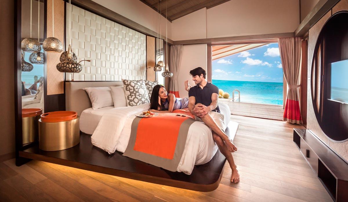 The World's First Entirely Solar Powered Resort x Villas de Finolhu 11