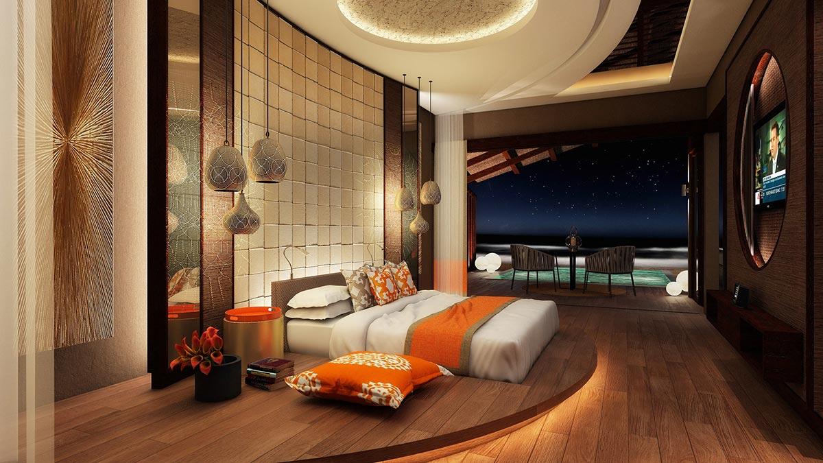 The World's First Entirely Solar Powered Resort x Villas de Finolhu 14