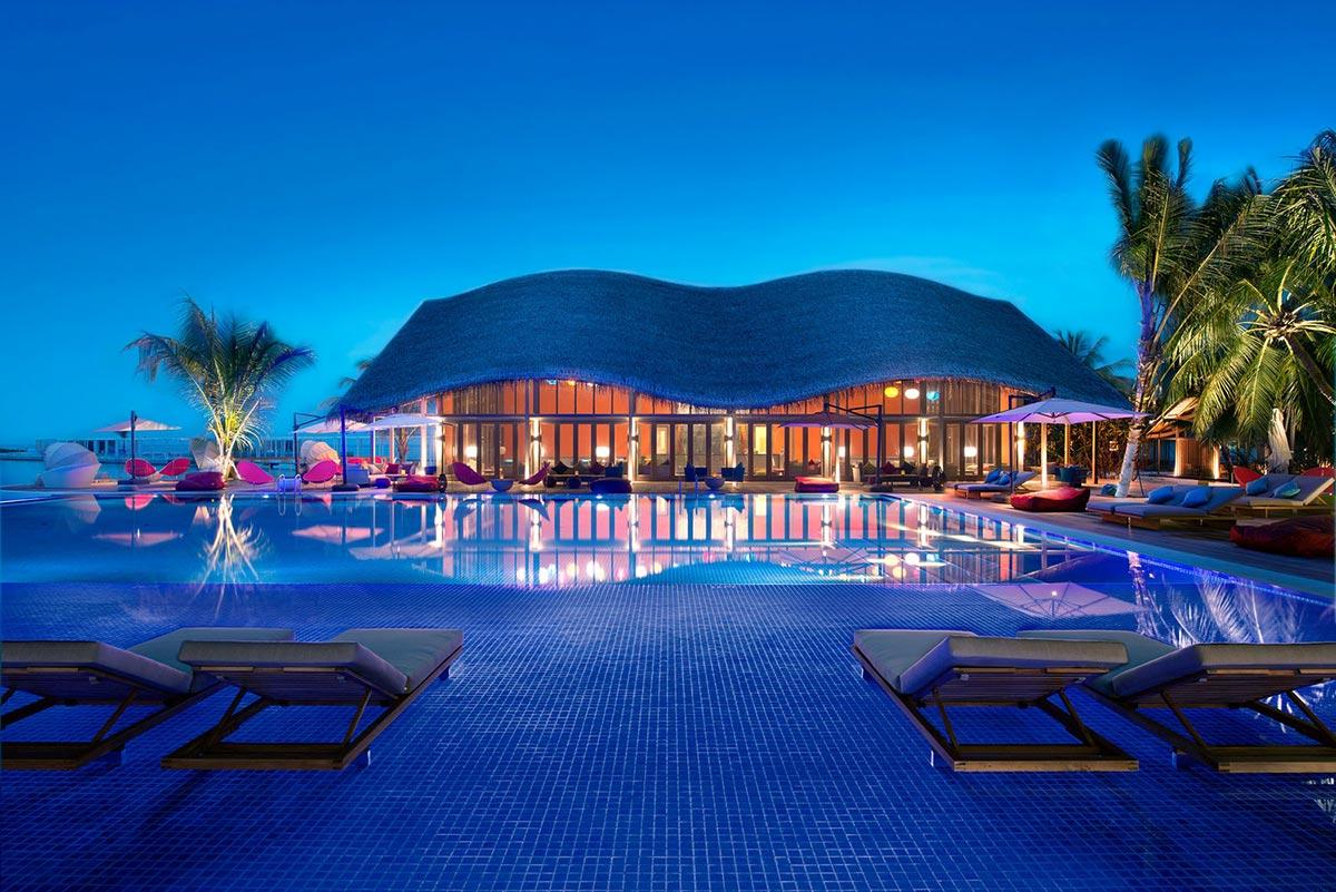 The World's First Entirely Solar Powered Resort x Villas de Finolhu 1