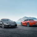The new Porsche 718 Boxster & 718 Boxster S