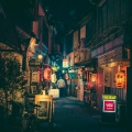 Tokyo by Night by Masashi Wakui