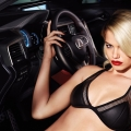 Hailey Clauson for New Lexus Campaign