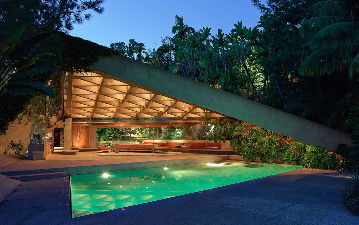 James Goldstein House Donated to Los Angeles County Museum of Art 1