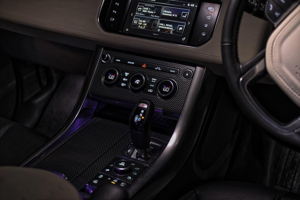 Lush Life – The Range Rover Sport Autobiography 2