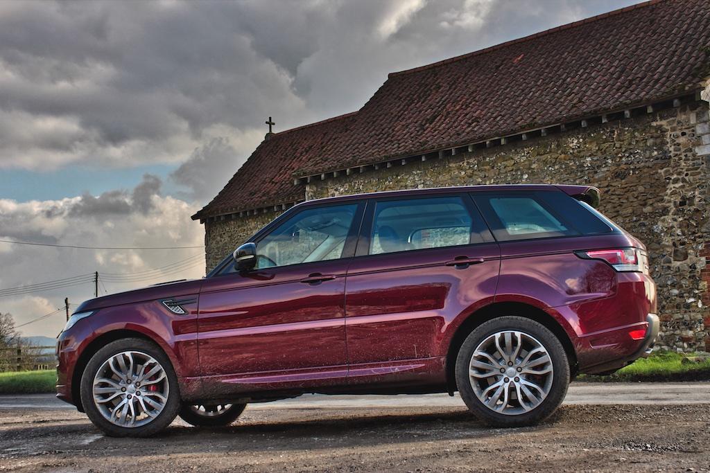 Lush Life – The Range Rover Sport Autobiography 3
