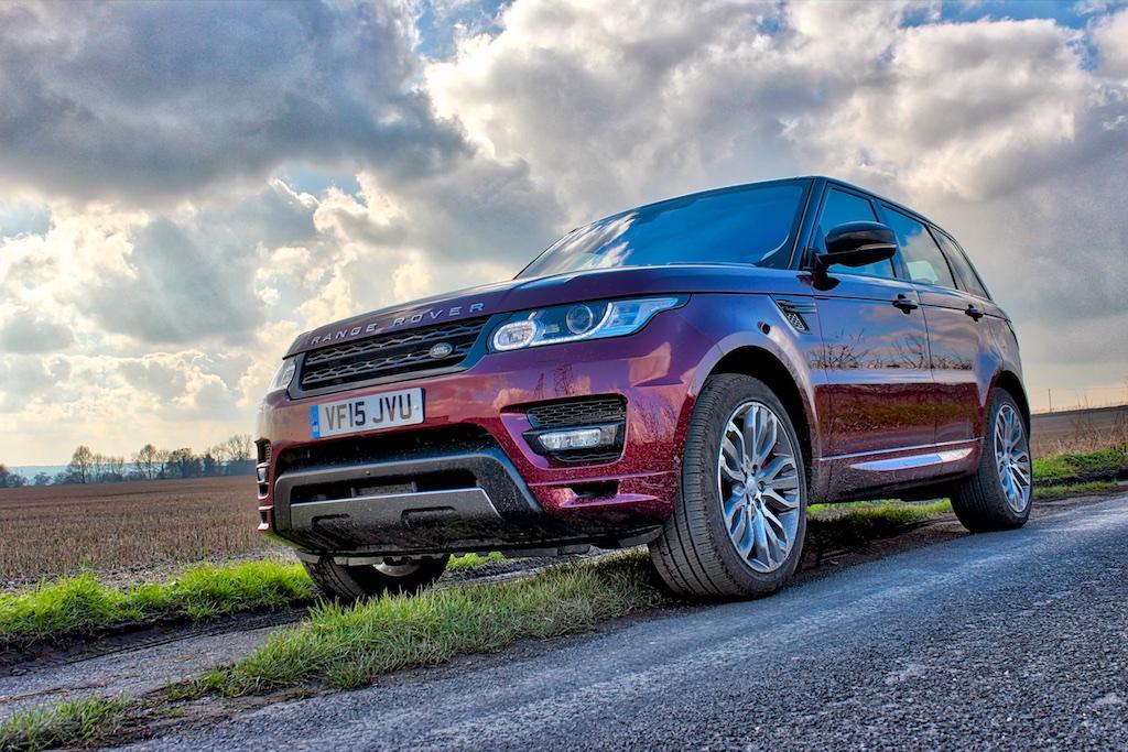 Lush Life – The Range Rover Sport Autobiography 5