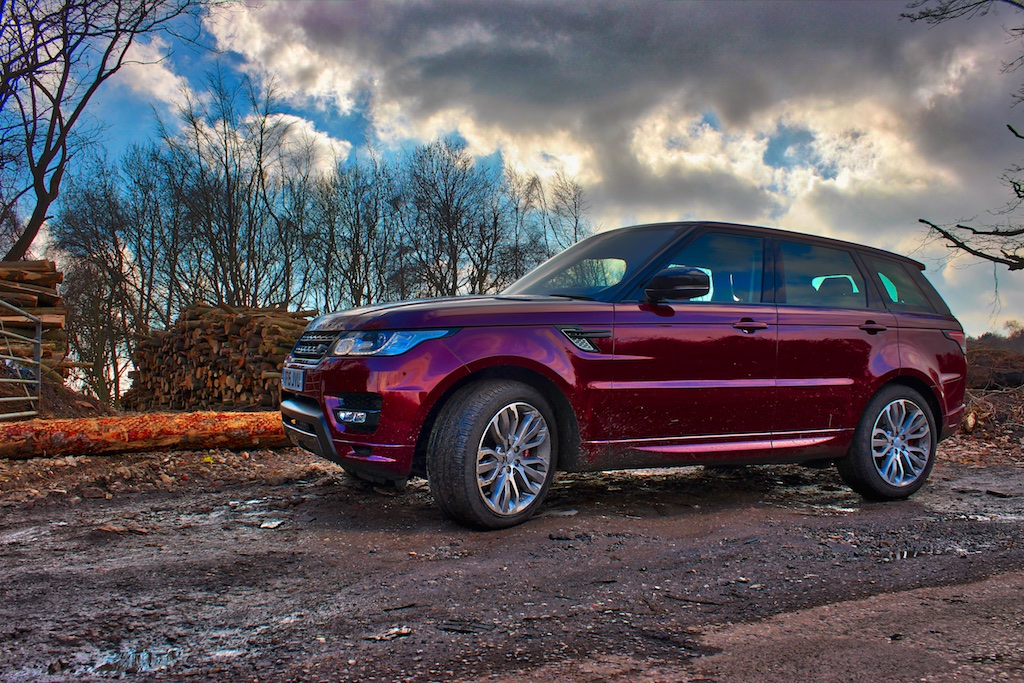 Lush Life – The Range Rover Sport Autobiography 4