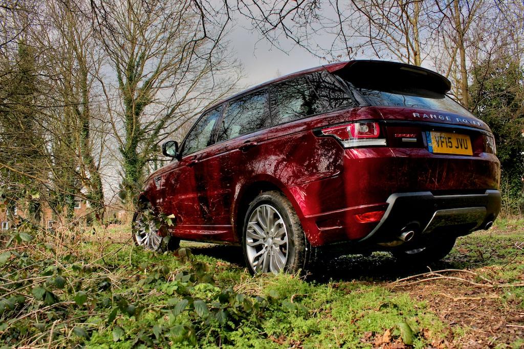 Lush Life – The Range Rover Sport Autobiography 10
