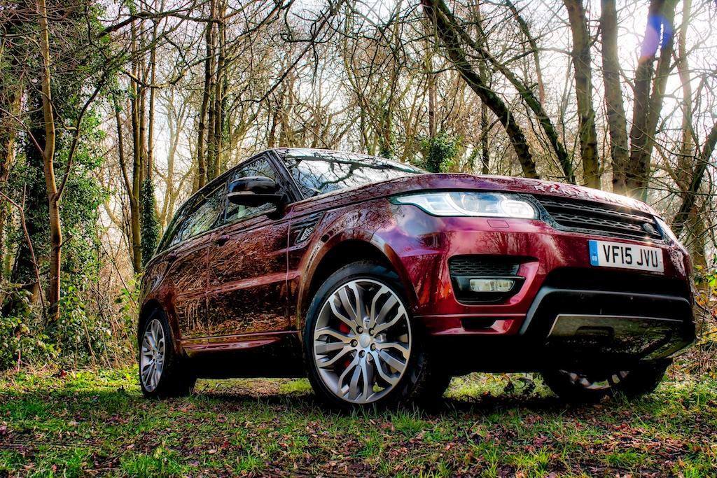 Lush Life – The Range Rover Sport Autobiography 7