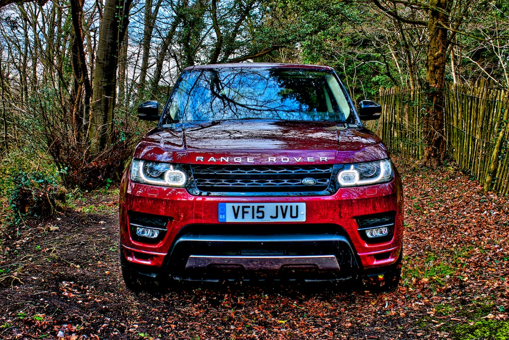 Lush Life – The Range Rover Sport Autobiography 11