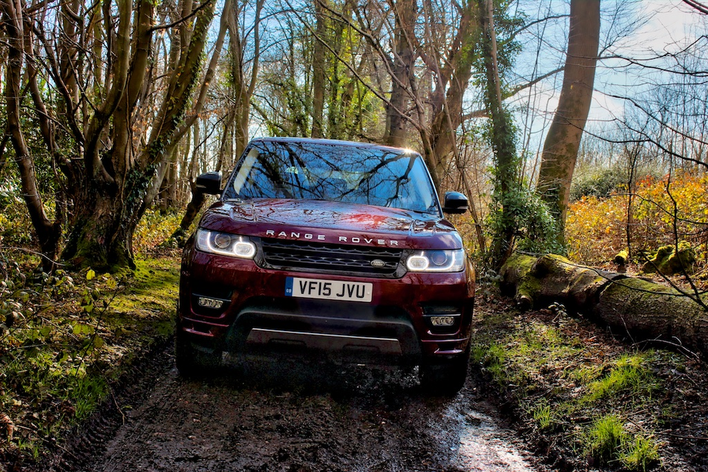 Lush Life – The Range Rover Sport Autobiography 1