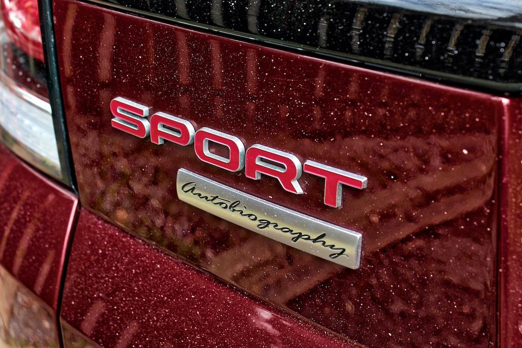 Lush Life – The Range Rover Sport Autobiography 12