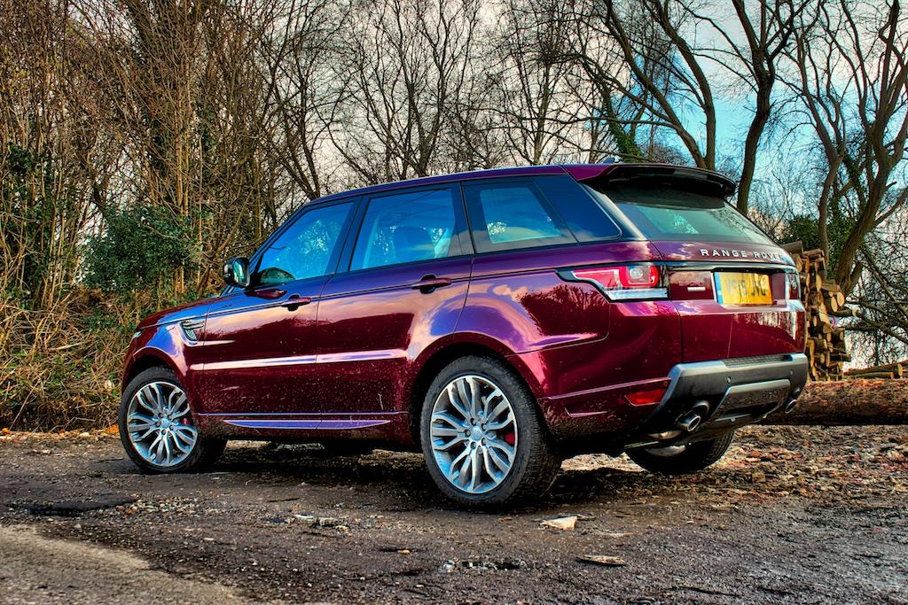 Lush Life – The Range Rover Sport Autobiography 14