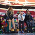 The Super Bowl 50 Halftime Show with Coldplay, Beyonce & Bruno Mars