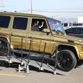 The Mercedes-Benz G550 Special Edition In Celebration Of Super Bowl 50