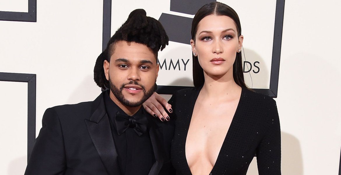 The Most Beautiful Grammy Couple: Bella Hadid & The Weeknnd
