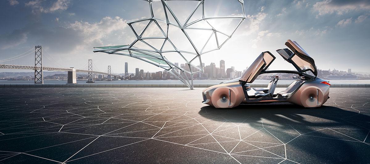 Der BMW Vision Next 100: Der BMW der Zukunft 3