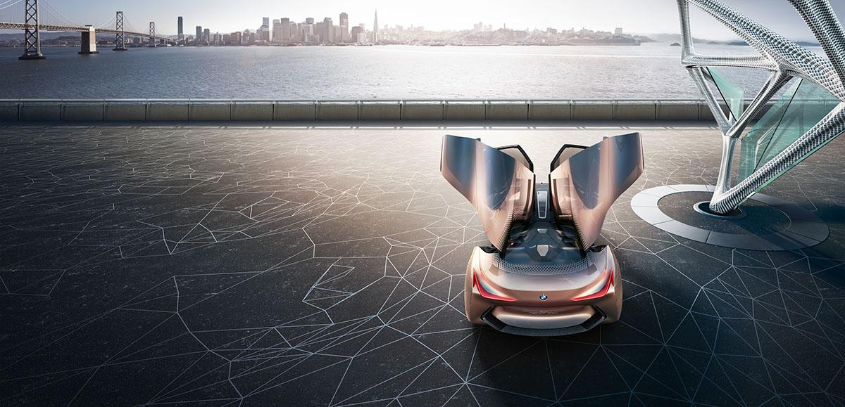 Der BMW Vision Next 100: Der BMW der Zukunft 6