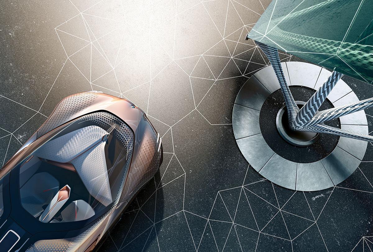 Der BMW Vision Next 100: Der BMW der Zukunft 8