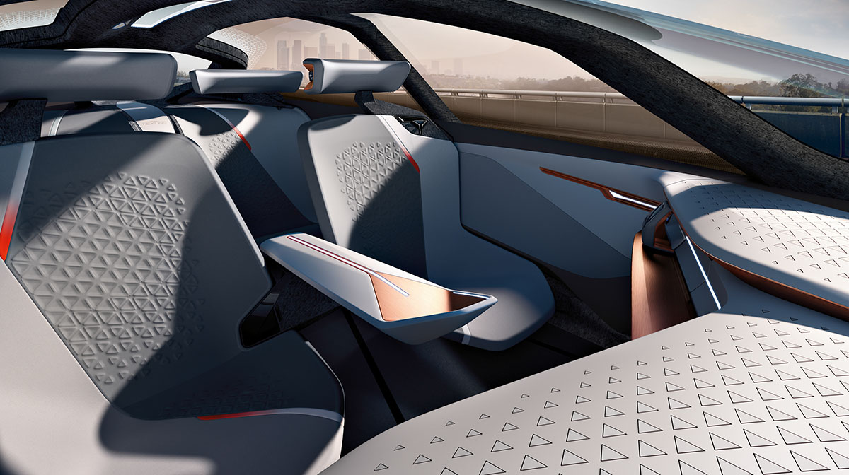 The Car of the Future: The BMW Vision Next 100 11