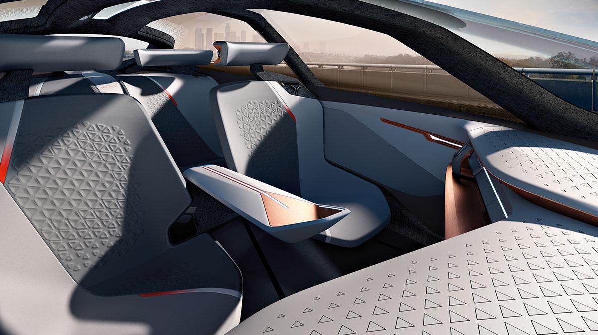 Der BMW Vision Next 100: Der BMW der Zukunft 11