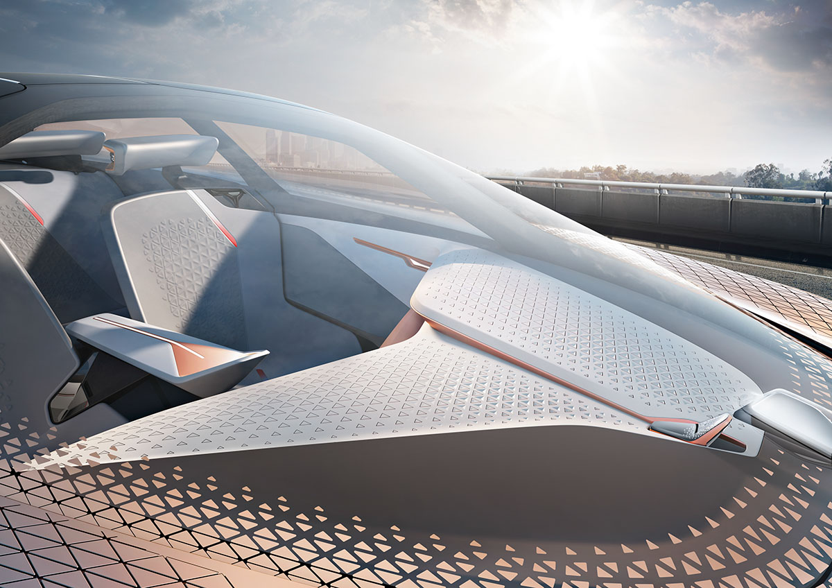 The Car of the Future: The BMW Vision Next 100 12