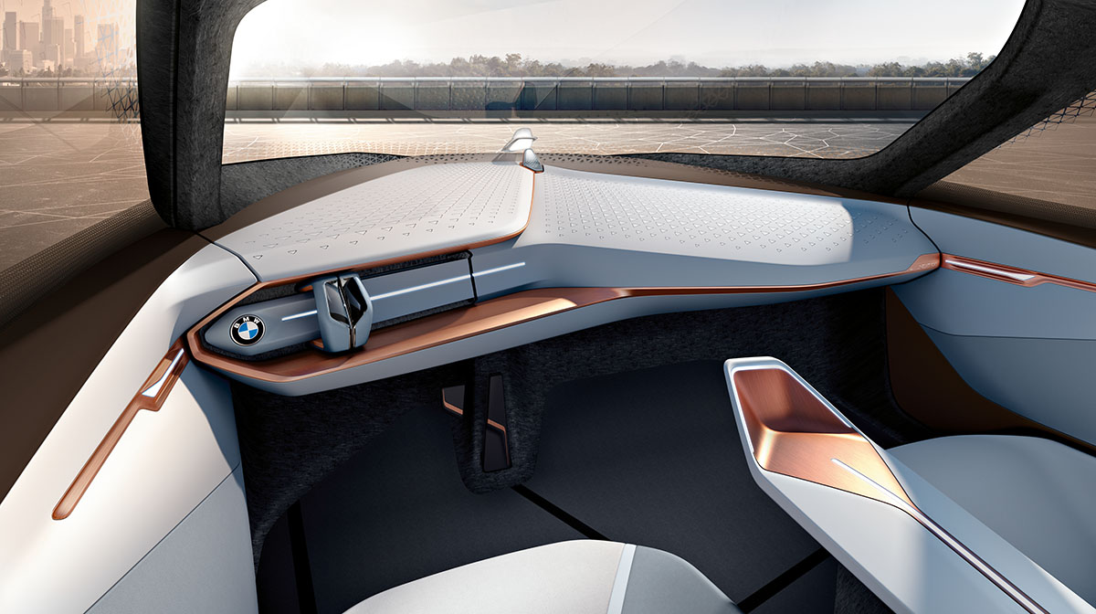 The Car of the Future: The BMW Vision Next 100 13