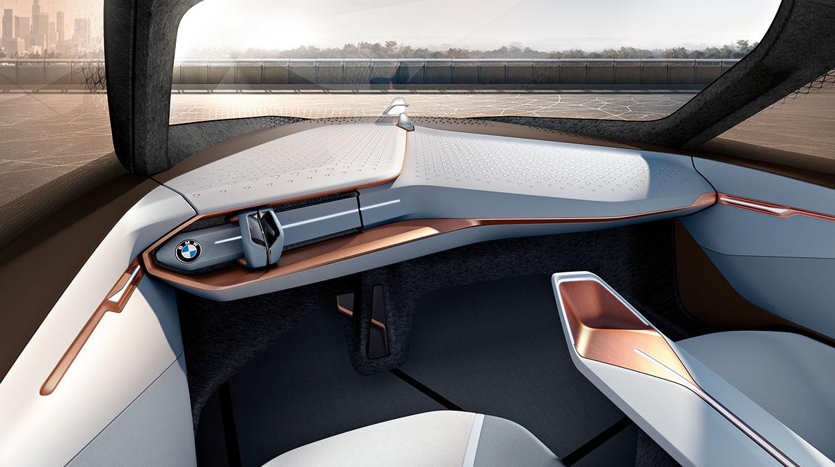 Der BMW Vision Next 100: Der BMW der Zukunft 13