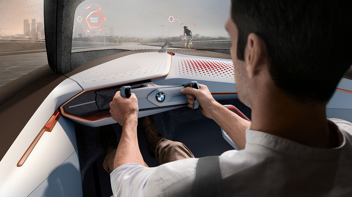 The Car of the Future: The BMW Vision Next 100 14