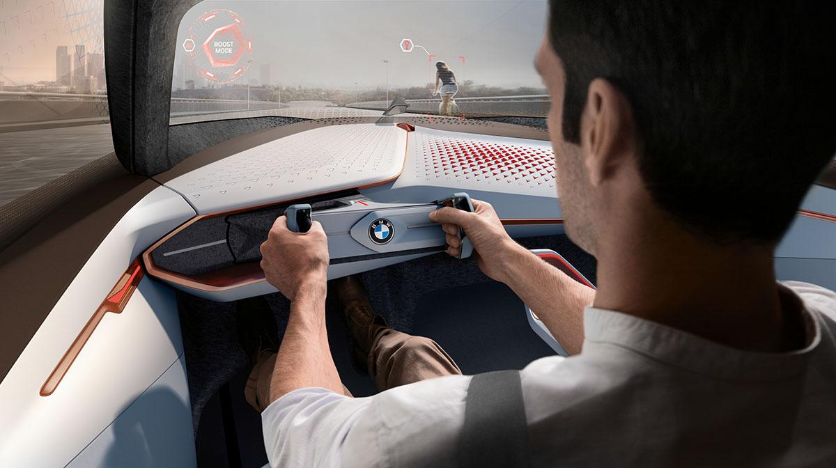Der BMW Vision Next 100: Der BMW der Zukunft 14
