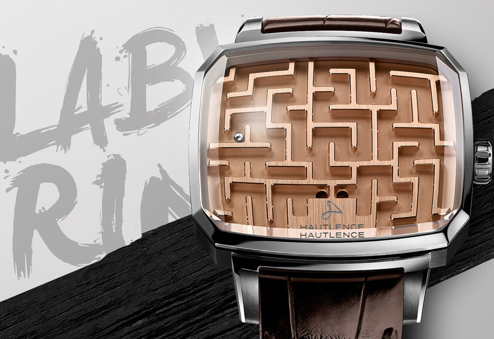 Hautlence's Labyrinth x Timeless and Useless 1