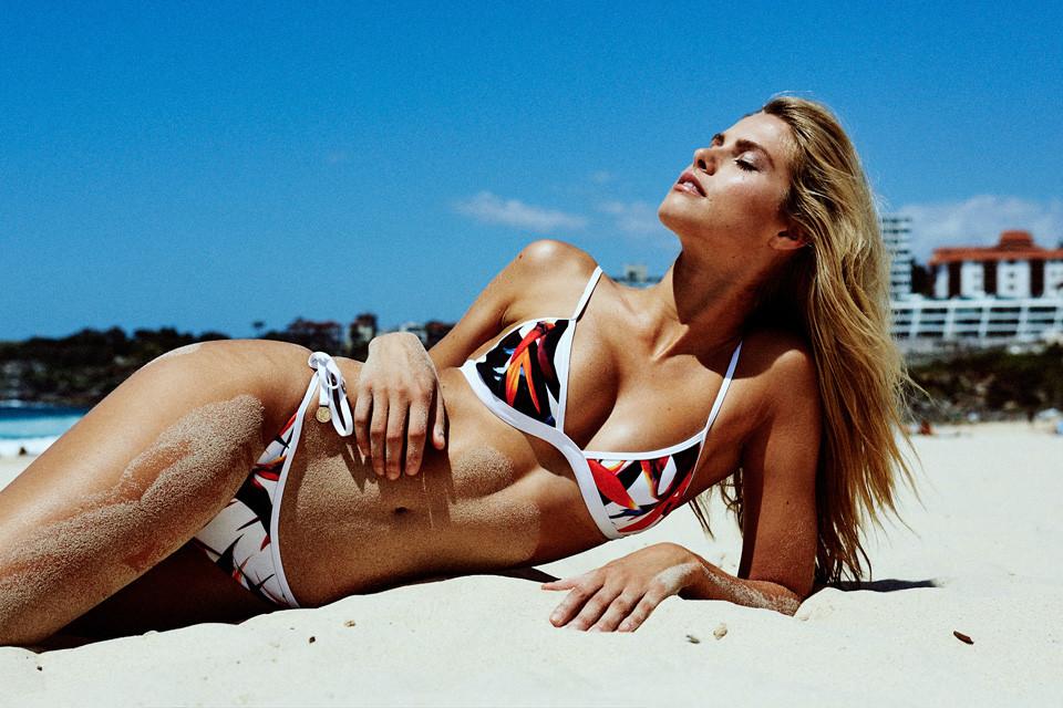 Bikini Season: Natalie Roser by Steve Read for YUME MAGAZINE 1