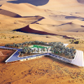 World's Greenest Eco Resort by Baharash Architecture