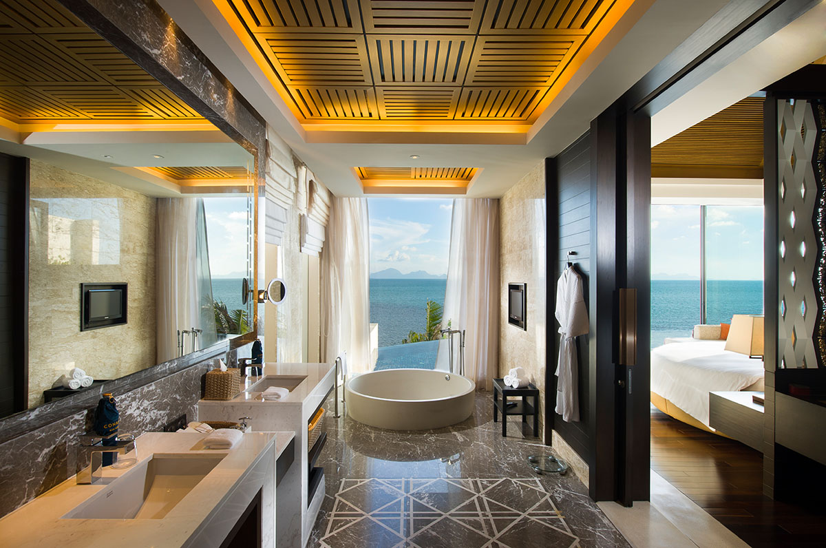 Relax at the Conrad Koh Samui Resort & Spa 2