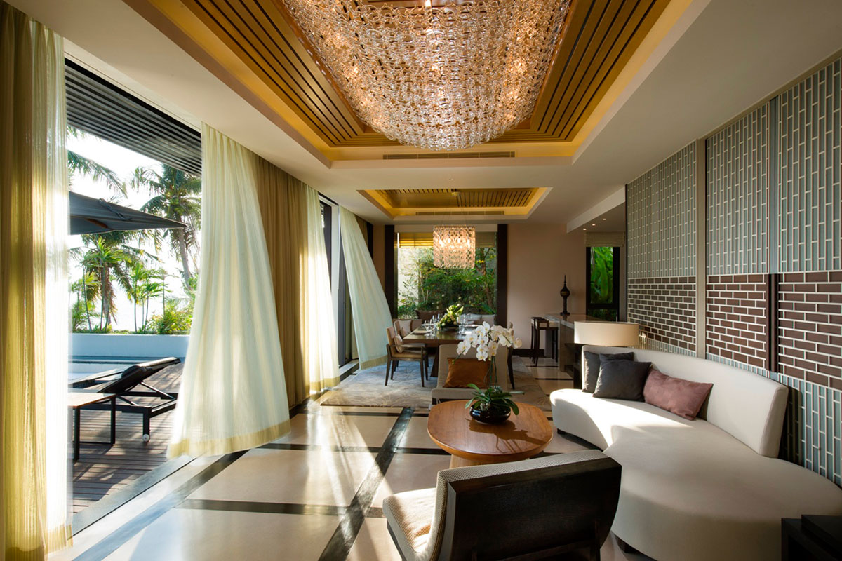 Relax at the Conrad Koh Samui Resort & Spa 3