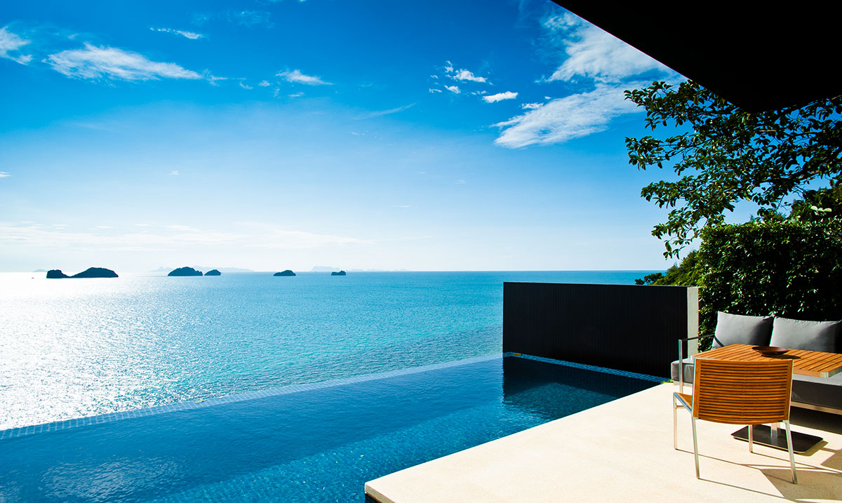 Relax at the Conrad Koh Samui Resort & Spa 6