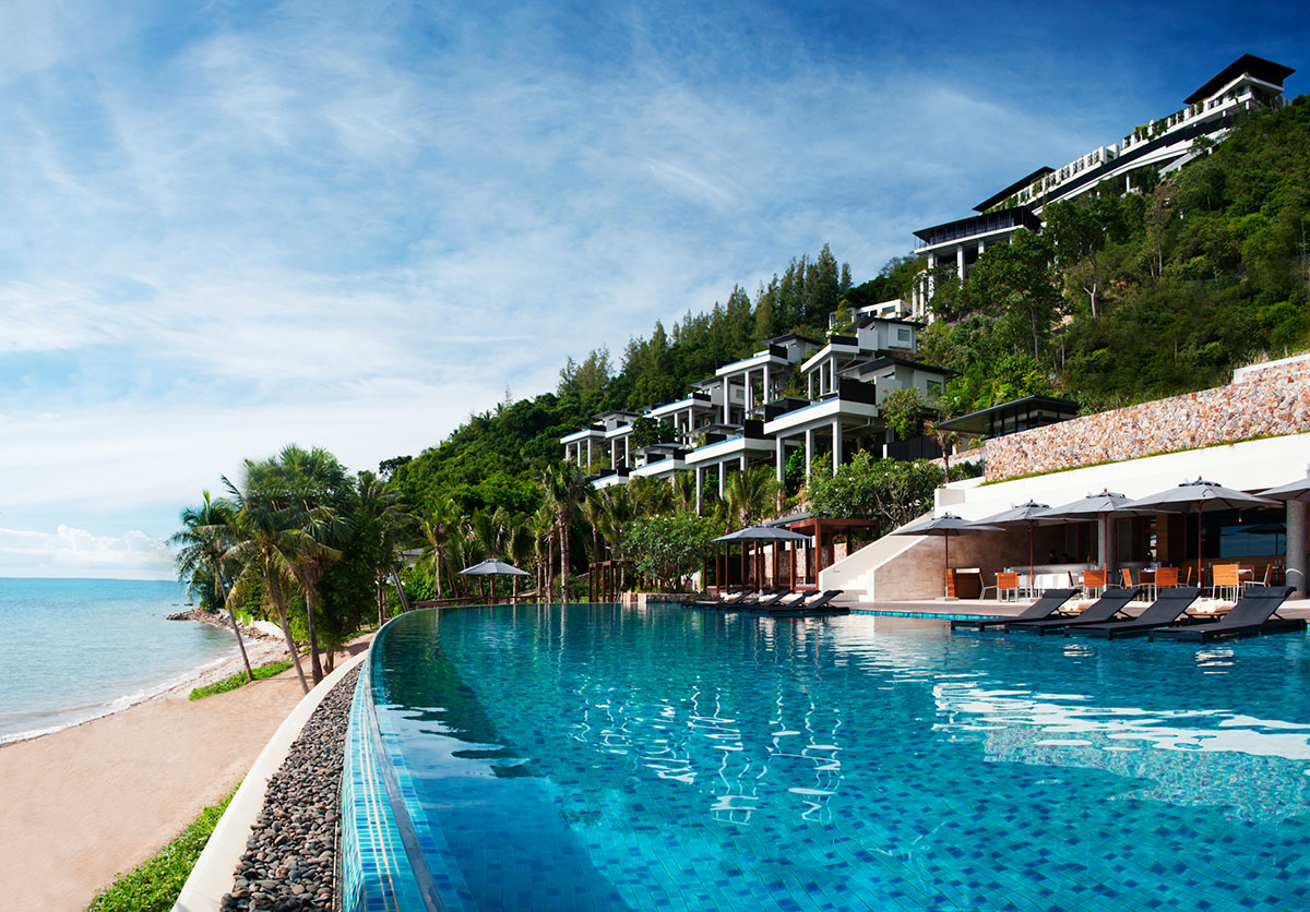 Relax at the Conrad Koh Samui Resort & Spa 9