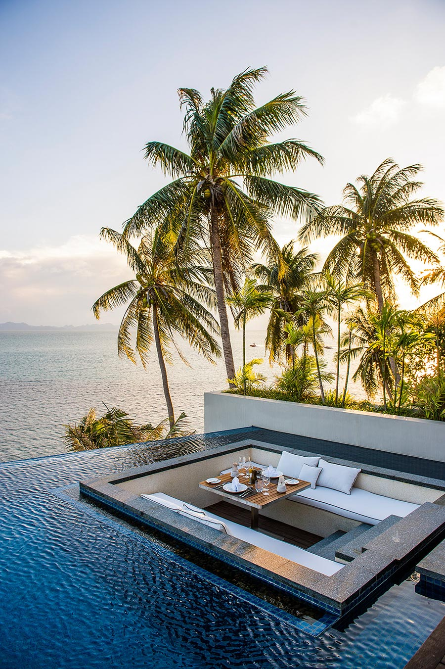 Relax at the Conrad Koh Samui Resort & Spa 10