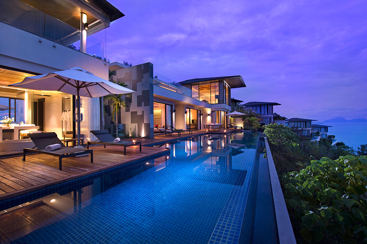 Relax at the Conrad Koh Samui Resort & Spa 18