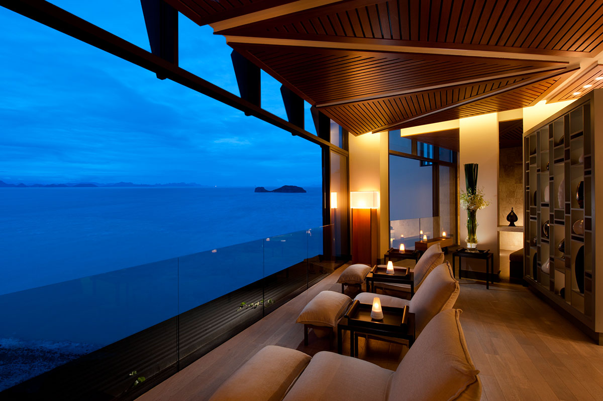 Relax at the Conrad Koh Samui Resort & Spa 20